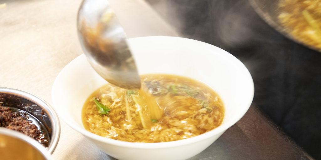 藍菜坊 酸辣湯麺